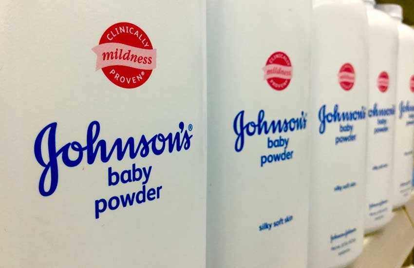 Record Verdict in Johnson & Johnson Talcum Powder Case Reversed