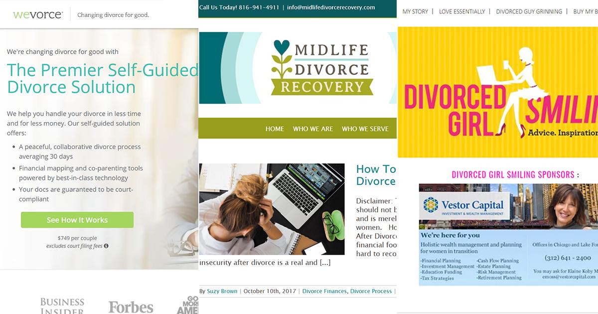 The 17 Best Divorce Blogs