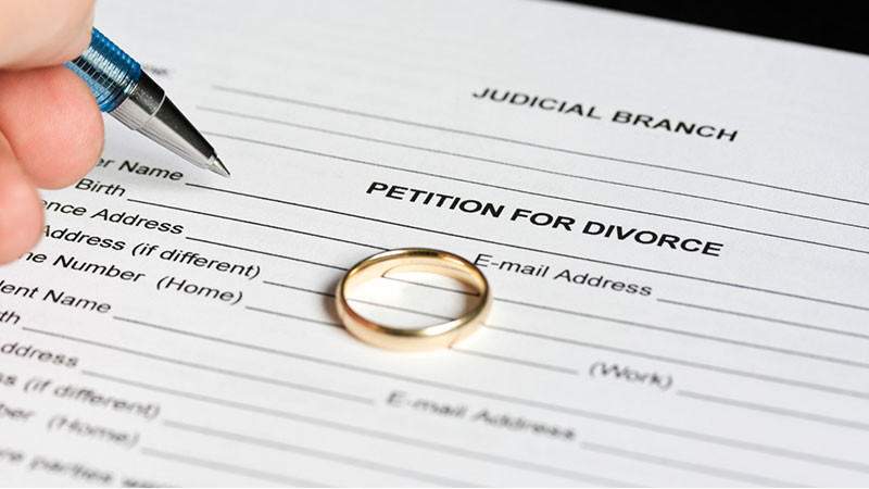 divorce petition in missouri