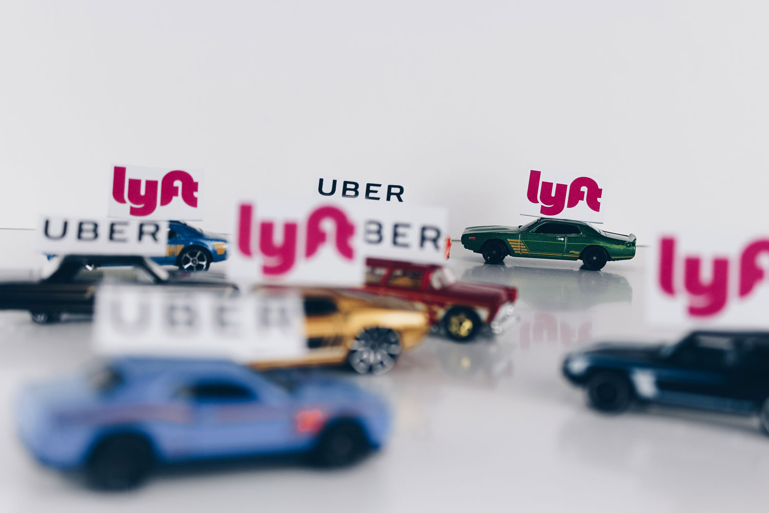 What To Know About Insurance For Uber & Lyft Accidents